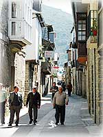 Molinaseca, calle Real